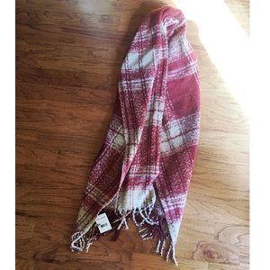 NWT Free People Blanket Scarf