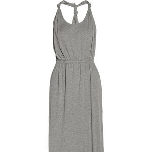 Chinti & Parker Organic Cotton-Jersey Maxi Dress