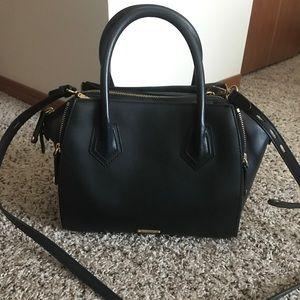 NWOT Rebecca Minkoff Mini Perry Smooth Leather