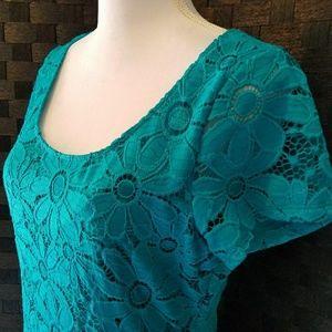 🆕 Tiana B. Lace Dress