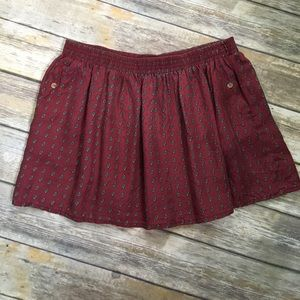 Lux Mini Skirt from Urban Outfitters
