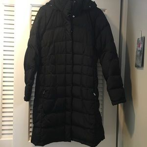 Calvin Klein Medium Black Coat