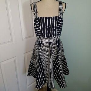 Ny&Co Striped Dress