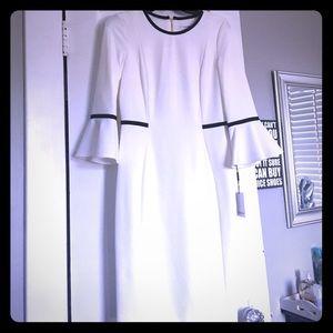 Classy Calvin Klein dress