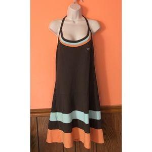 Colorblock Dress Size 44
