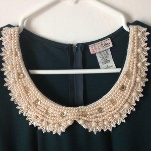 Modcloth Celine Precious Pearls Dress