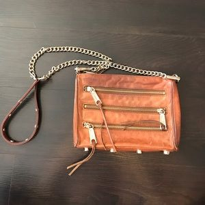Mini 5 Zip Crossbody