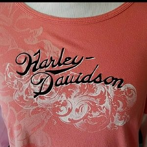 Harley Davidson long sleeve tee