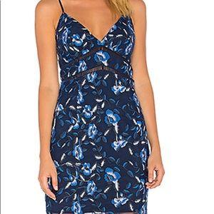 Bardot Sapphire Midi Dress