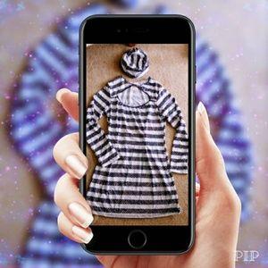 Prisoner of LOVE Adult Costume