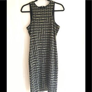 Tibi bodycon Sleeveless dress