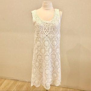 Karen Kane White Dress