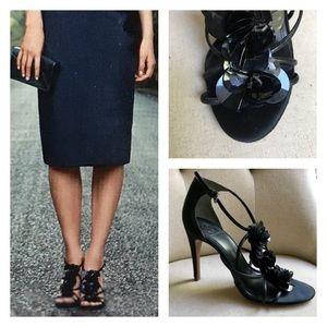 NWOT Tory Burch Emmanuelle Black Heels!!
