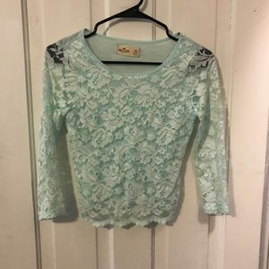 Hollister Lacy Top