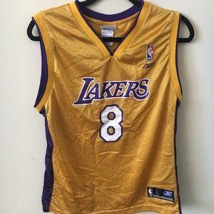 Reebok NBA Kobe Bryant Laker Jersey