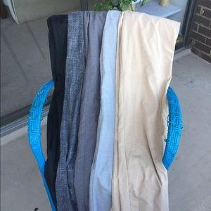 NY&Company -7 pairs of work pants