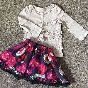 Other - Skirt and top set!
