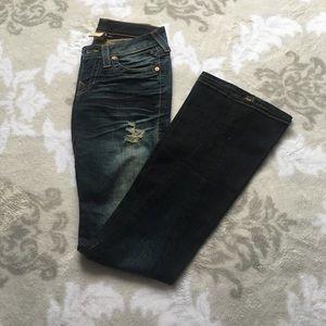 True Religion Destroyed Jeans
