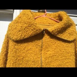 Jackets & Blazers - zip up poncho