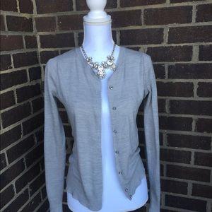 New York & Company grey sweater