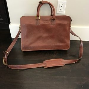 Cole Haan Collection brief case