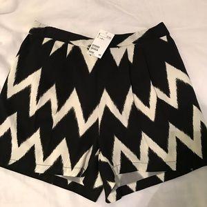 H&M high-waist short