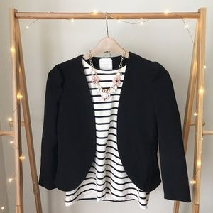 UO PINS & NEEDLES •	Cropped  blazer jacket