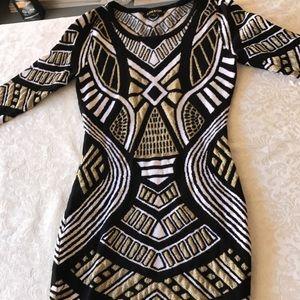 Dresses & Skirts - Stunning detailed long sleeve dress ! SOLD