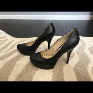 Enzo Angiolini Black Pumps Size 8.5  WORN ONCE!