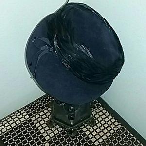 Vintage Lot Blue Hats