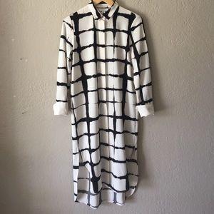 Adam Lippes for Target hi low shirt dress