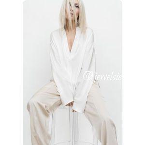 Vince Silk Tunic Top or dress
