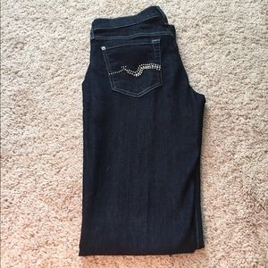 7 for all mankind jeans, great detail on pockets