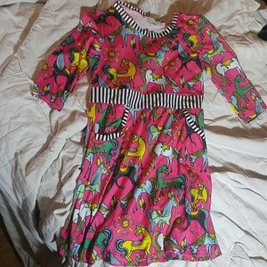 Other - Girl's funky horse dress