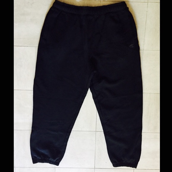 4a657d1a3c99 Champion Other - Champion Reverse Weave Banded Bottom Sweatpants
