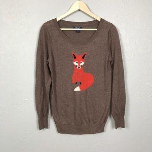 {Old Navy} Fox Sweater