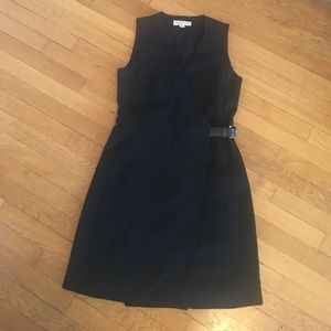 LBD With Belted Waist