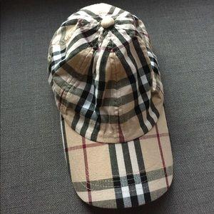 Authentic Burberry Women's Hat