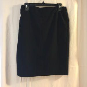 Black Worthington pencil skirt