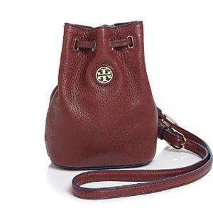 Tory Burch Mini Brody Bucket Bag