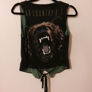 Urban Outfitters Renewal Vest 🐻