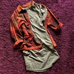 Pocket T-Shirt dress🍁