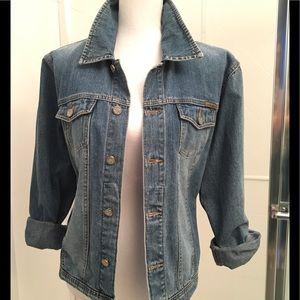 Calvin Klein Vintage Retro Jean Denim Jacket XL
