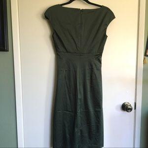 Lauren Ralph Lauren Dresses - Olive green lauren Ralph Lauren dress size 2