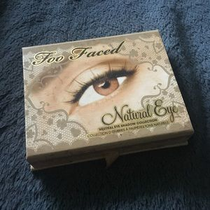 too faced natural eye palette ❤️