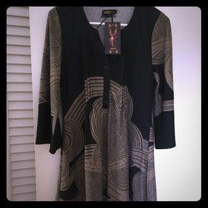 NWT Reborn dress/tunic