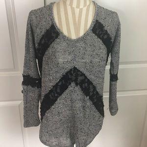 Lightweight Lace sweater