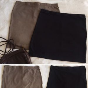 Double-Deal! Two Tube Skirts in One Purchase