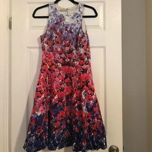 Magy London Floral Dress