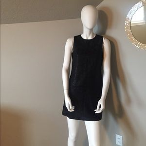 Laundry By Shelli Segal black sheath dress size 0